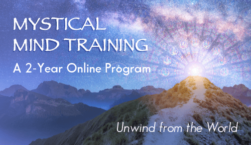 Mystical Mind Training Banner